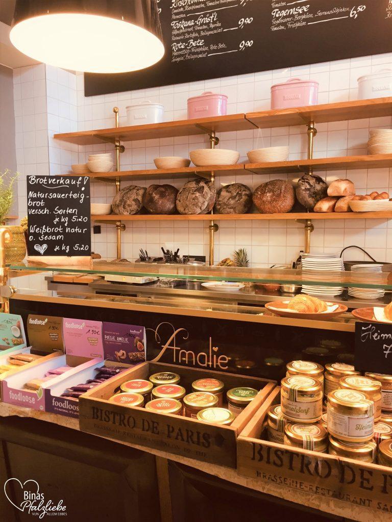 Frühstücken in der Pfalz - Meine liebsten Cafés mit Genussgarantie: Café Amalie in Speyer