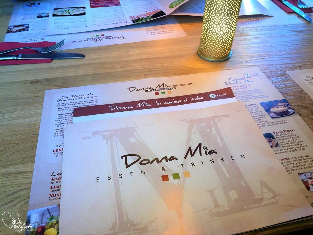 Buon appetito im Donna Mia in Speyer