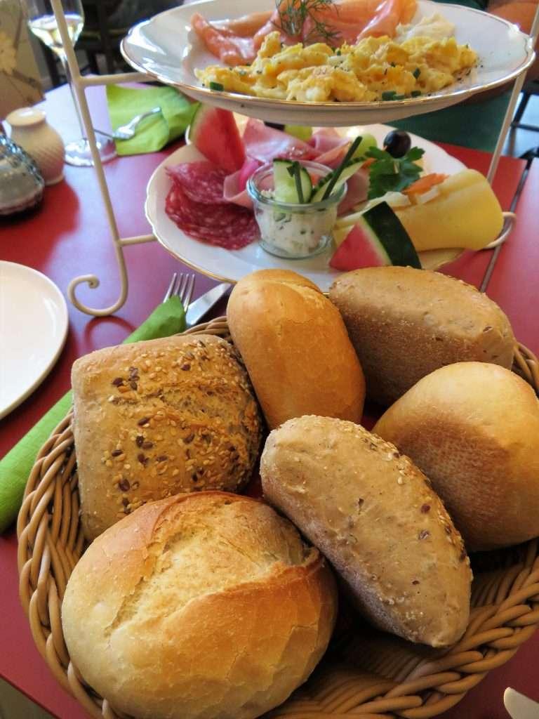 Frühstücken in der Pfalz - meine liebsten Cafés mit Genussgarantie: Café Ludwig 1 in Rhodt