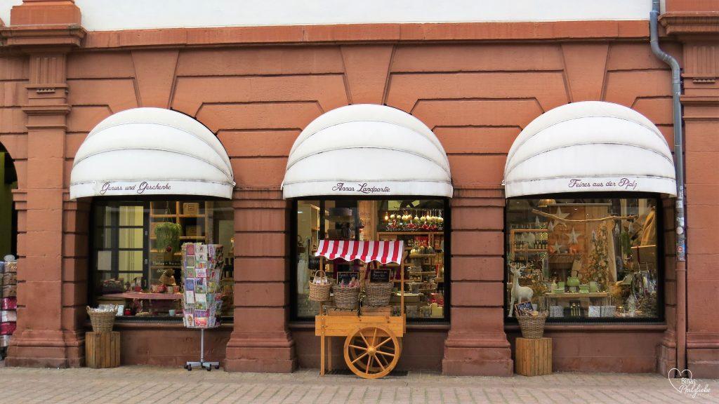 Shopping Speyer Lieblingsladen shoppen Binas Pfalzliebe