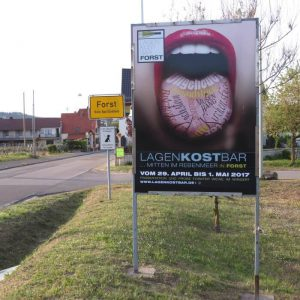 LagenKOSTbar in Forst