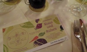 """Kraut und Rüben N°2 - Genießerwettbewerb """"So schmeckt die Südpfalz"""" beim Lamm in Neupotz"""
