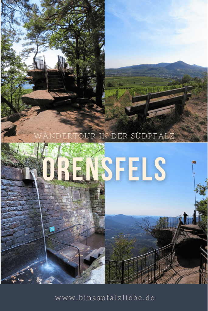 Highlights Wanderung Orensfelsen #orensfels #südpfalz #frankweiler #wandern #wanderung
